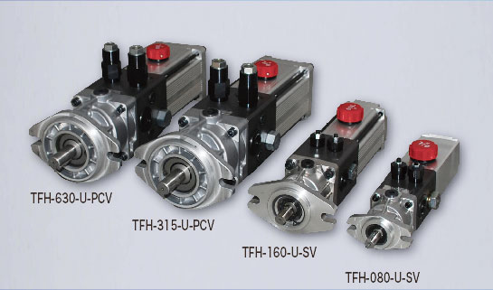 Takako Industries Inc Small Axial Piston Pump